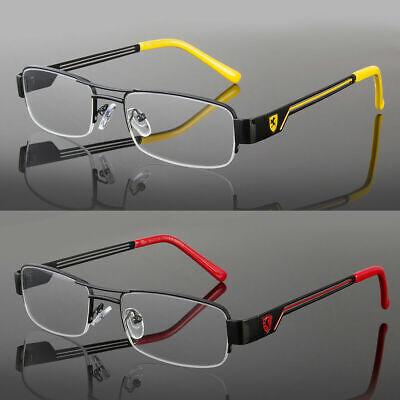 New Khan Clear Lens Frames Glasses Small Rectangular Nerd Rx Mens Women (Khan Sunglasses)