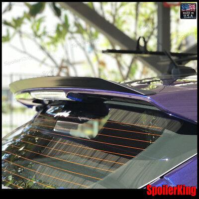 Ford Focus Spoiler (SpoilerKing Add-on Rear Lip Spoiler 284GS (Fits: Ford Focus 2011-2018)