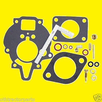 Minneapolis Moline G1000 G705 G706 G707 G708 G900 Zenith Carburetor Repair Kit