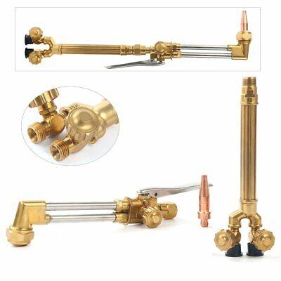 Victor Style Ca1350 Oxygenacetylene Cutting Welding Set 100fc Torch Handle Usa