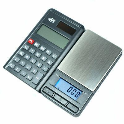 Clearance Precision Scale + Calculator 200g x 0.01g Digital Pocket Scale
