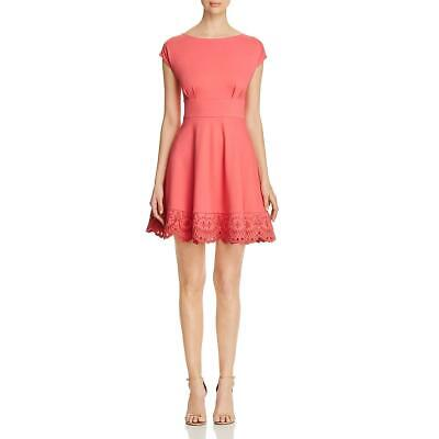 Kate Spade Womens Broome Street Orange Wear to Work Dress XS BHFO 8743