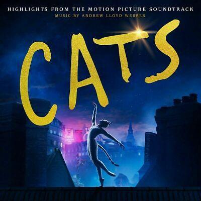CATS ORIGINAL SOUNDTRACK CD (New Release 20/12/2019)