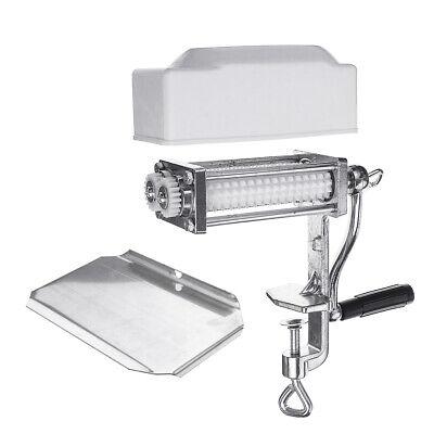 Manual Heavy Duty Meat Tenderizer Cuber Tool Steak Flatten Cast Iron Machine