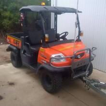 Kubota RTV 900 side by side diesel 4x4 as new, gator, polaris, Toowoomba 4350 Toowoomba City Preview