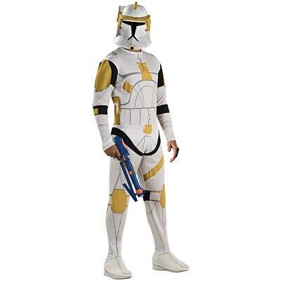 Clone Trooper Commander Cody Costume Star Wars Adult - Clone Trooper Halloween Kostüme