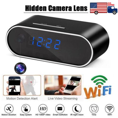 1080P Wireless Hidden Camera Mini Micro DVR WIFI Security Ca