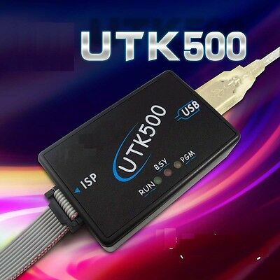 1pcs Usb Stk500 For Atmega8u2 Atmega8 Atmega128 The Avr Best Programmer M