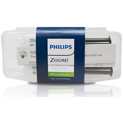 Philips Zoom NiteWhite 22% Teeth Whitening Gel 3 Syringe (Philips Zoom Nite White 22 3 Syringes)