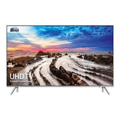 "Samsung UE49MU7000 49"" Smart 4K Ultra HD LED TV in Black"