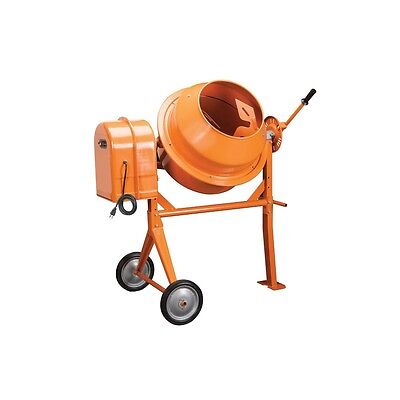 3-12 Cubic Ft. Portable Solid Steel Stucco Mortar Cement Mixer New Free Fedex