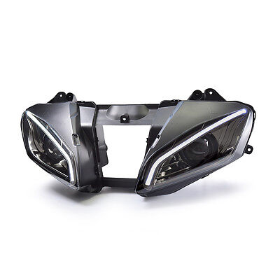 KT LED  Headlight Assembly for Yamaha YZF R6 2006 2007