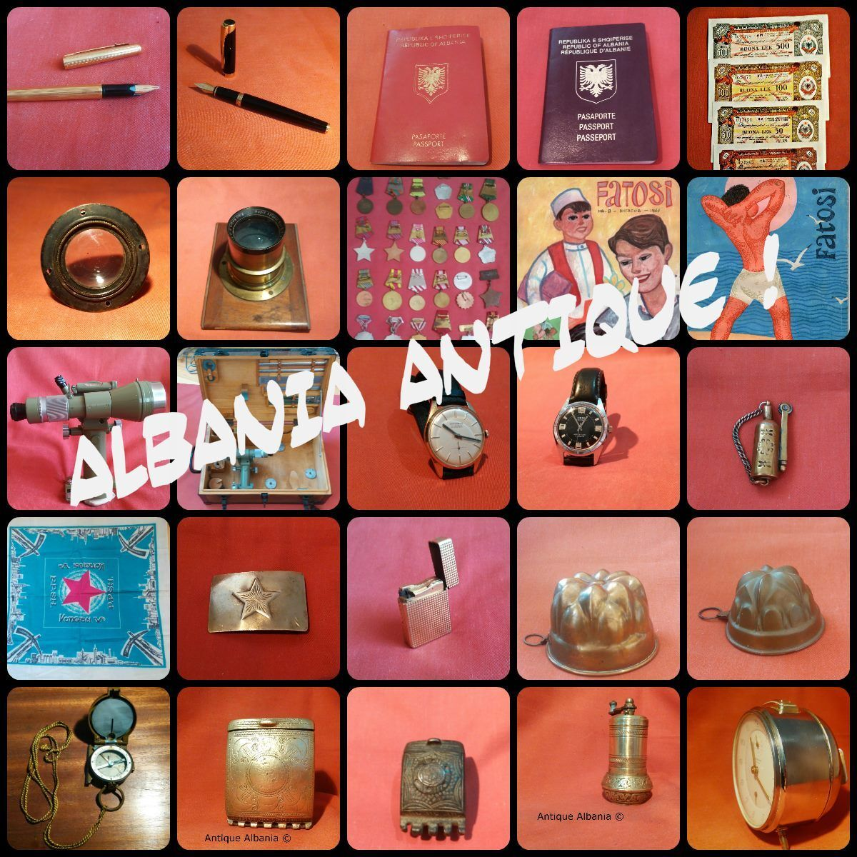 Antique Albania