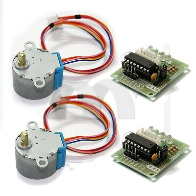 Arduino stepper motor driver owner 39 s guide to business for How to test stepper motor