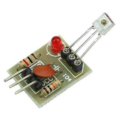 High Level Non-modulator 5v Laser Receiver Sensor Module Kit For Arduino