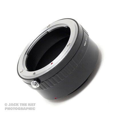 Pro Nikon A Sony E- Montaje Adaptador Anillo Uso F Lentes En...
