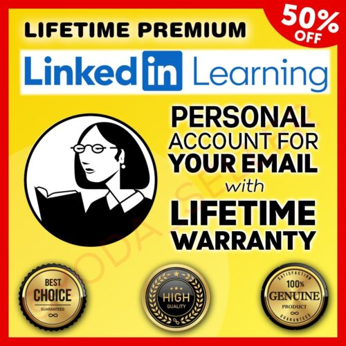 Lynda Premium Lifetime 2020 Unlimited - LinkedIn Learning Udemy Pluralsight