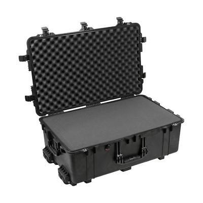 Pelican 1650 Rolling Travel Case - Top-loading - Handle, Han