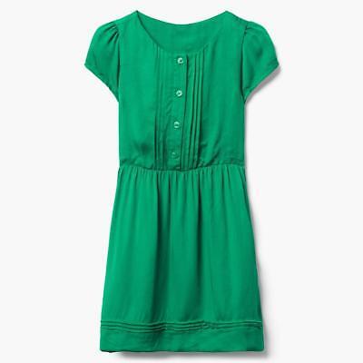 Green Girl Dresses (NWT Gymboree Pintuck Dress Green girls)