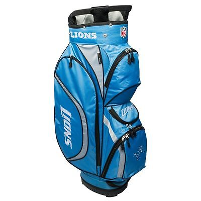 New NFL Team Golf Detroit Lions Clubhouse Golf Cart Bag  Detroit Lions Golf Cart Bag