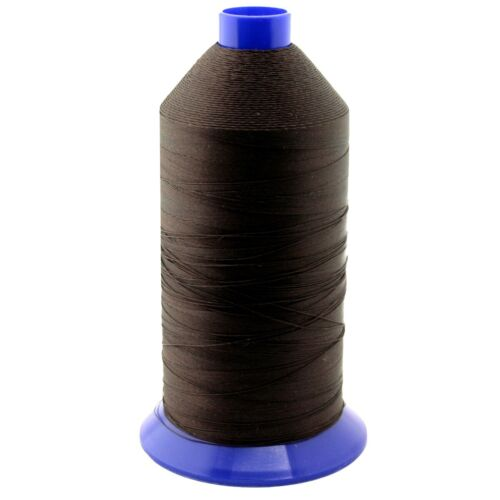Dark Mahogany Bonded Nylon Upholstery Thread-Size 92, Tex 90, 16 Oz. 4200 Yards