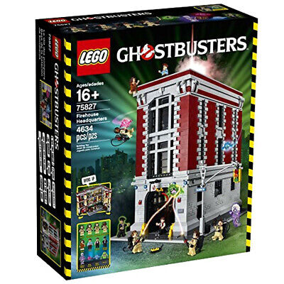 LEGO 75827  - Ghostbusters Firehouse Headquarters NIB