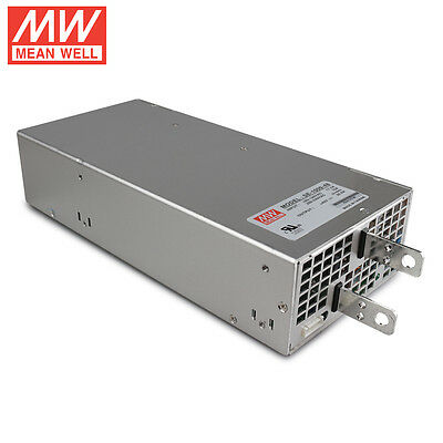 Genuine Mean Well 1000w 48v Se-1000-48 Acdc Switching Power Supply Mw Psu