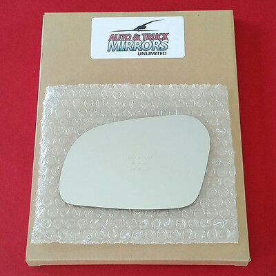 NEW Mirror Glass 95-02 LINCOLN CONTINENTAL Driver Left Side for AUTO DIMMING