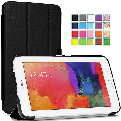 Moko Samsung Galaxy Tab 3 Lite 7 Inch Cover Case Auto Sleep/