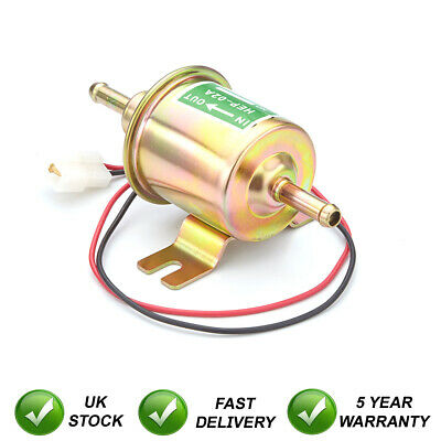 12V Eléctrico Universal Gasolina Diesel Fuel Bomba Neutral Tractor FPU5P02