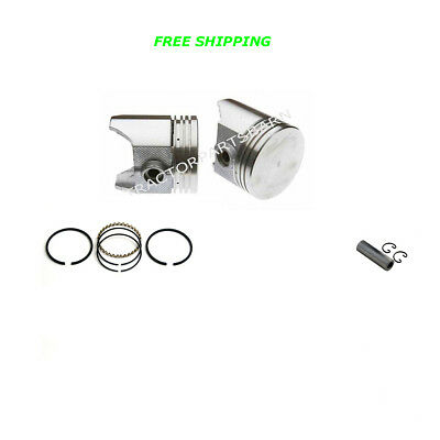 Farmall Cub And Lo-boy Rebore Piston Rings Kit .020 Overbore