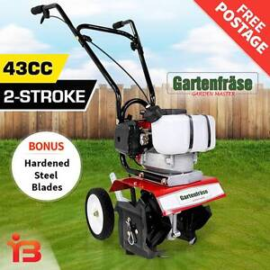43cc Rotary Garden Mini Cultivator Tiller Hoe for Garden Fairfield Fairfield Area Preview