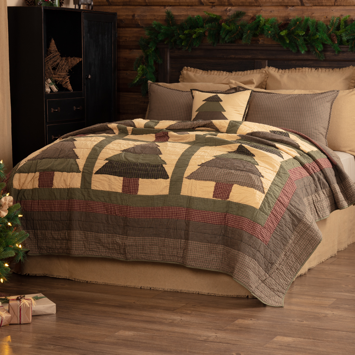 sequoia quilt set choose size and accessories