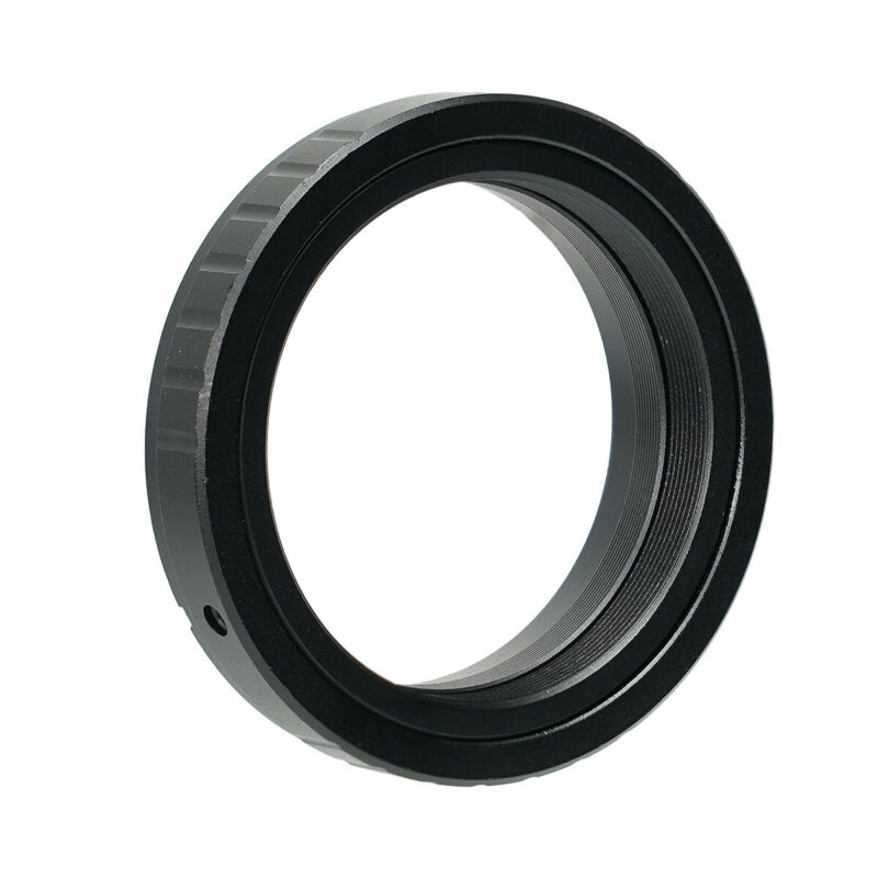 SVBONY SV195 Wide 48mm T-Ring for Canon EOS Cameras Telescope Photography Black