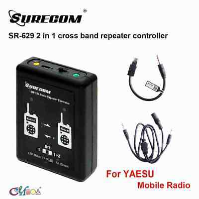 SURECOM SR-629 2in1 Repeater Controller For YAESU FT-2800 FT-8900 RADIO (124167). Buy it now for 48.5