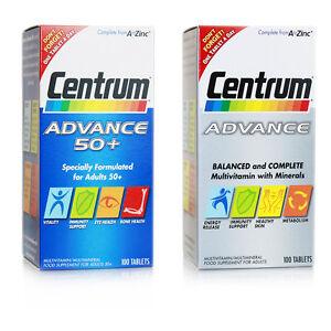 Centrum-Advance-Multivitamin-100-Tablets