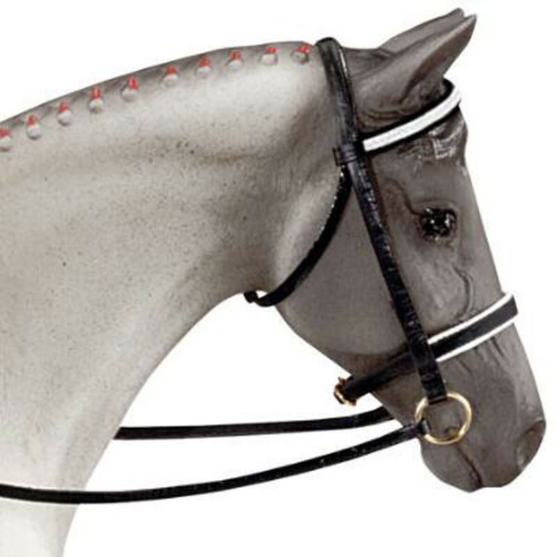 Breyer Horses - Traditional Size Black Dressage Bridle