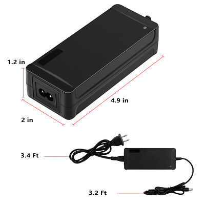 100v- 240v To Dc 12v 5a Power Supply Adapter Switching For Led Strip Light