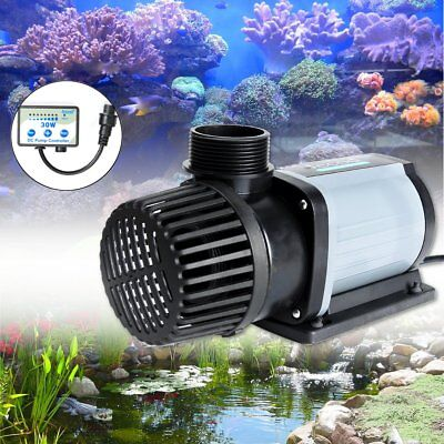 JEBAO/JECOD DCS 2000-12000 DC Aquarium Submersible Water Pump Pond Fish Tank