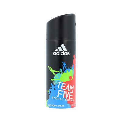 Adidas Team Cinco Desodorante En Spray 150ML (Hombre)