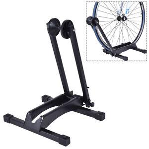 Bike Stand Adjustable Floor Parking Rack Bicycle Storage Folding Holder 16-29