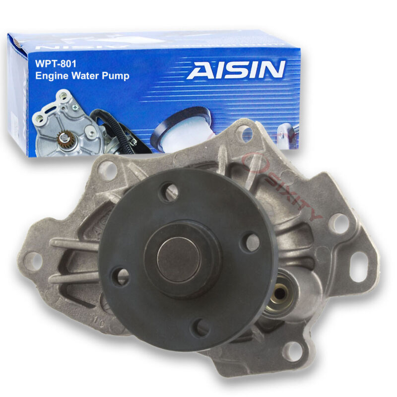 Engine Coolant ei AISIN Water Pump for 2007-2017 Toyota Tundra 5.7L V8