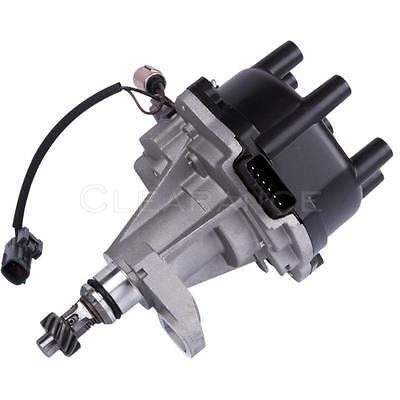 Distributor W Ignition Coil 2000 2004 Frontier Xterra For Nissan 33L V6 8K RPM