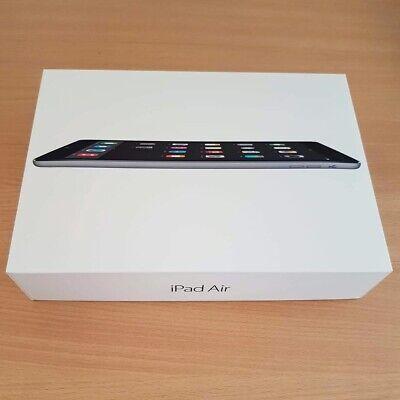 Apple iPad Air 1st Gen. 32GB, Wi-Fi, 9.7 in - Space Grey - Model A1474