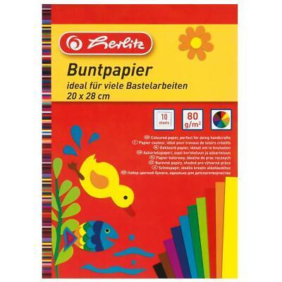 Malheft-Set // bestehend aus Malbuch 30 Bl. 6 Buntstiften Spitzer Radiergummi