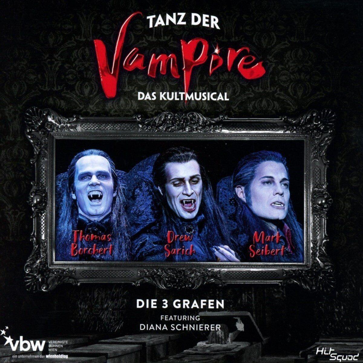 BORCHERT/SARICH/SEIBERT/SCHNIERER - TANZ DER VAMPIRE-DAS MUSICAL-DI   CD NEU