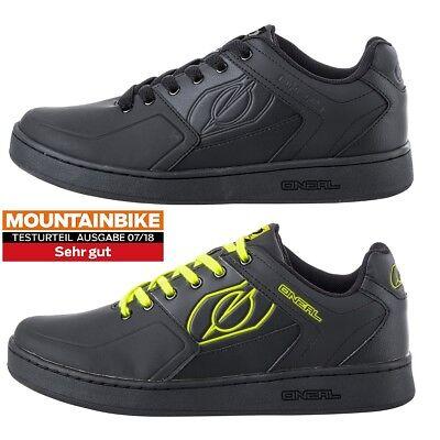 O'Neal Pinned Flat Pedal Fahrrad Schuhe Sneaker MTB Downhill All Mountain Bike Mountain Schuhe