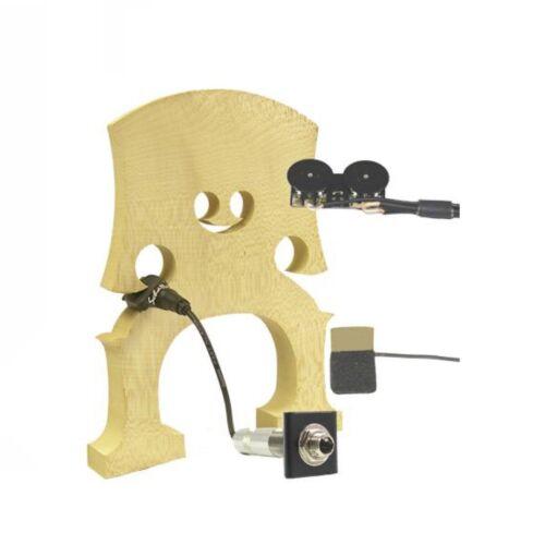 Schatten Rock-a-Billy Bass Pickup with fingerboard sensor volume controls RB-2