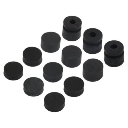 Dunlop Grommets Offset, 3x4 Different Sizes P-ECB-124