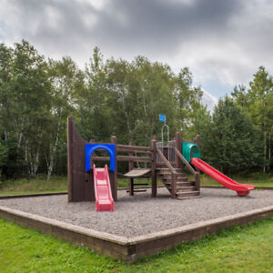 YOUR CHILDREN WILL LOVE THE PLAYGROUNDS!!!
